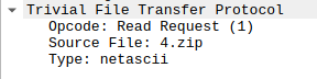 TFTP Request